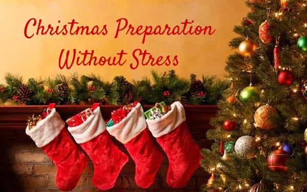 GLIN Christmas Preparation, Christmas Goals Worksheet